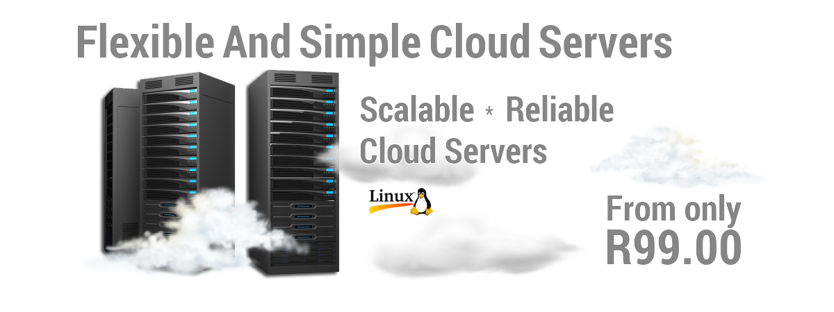 Cloud server hosting south africa