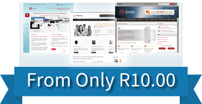 Affordable South African Website Hosting